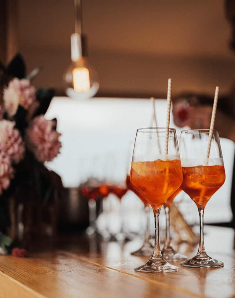 caravane cocktails